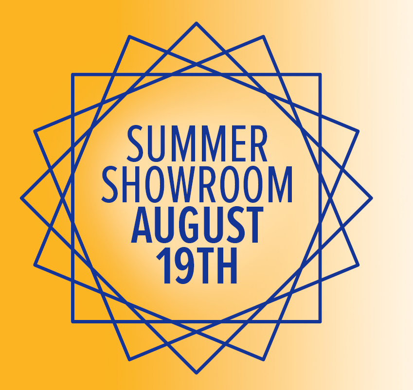 Summer Showroom Sun logo