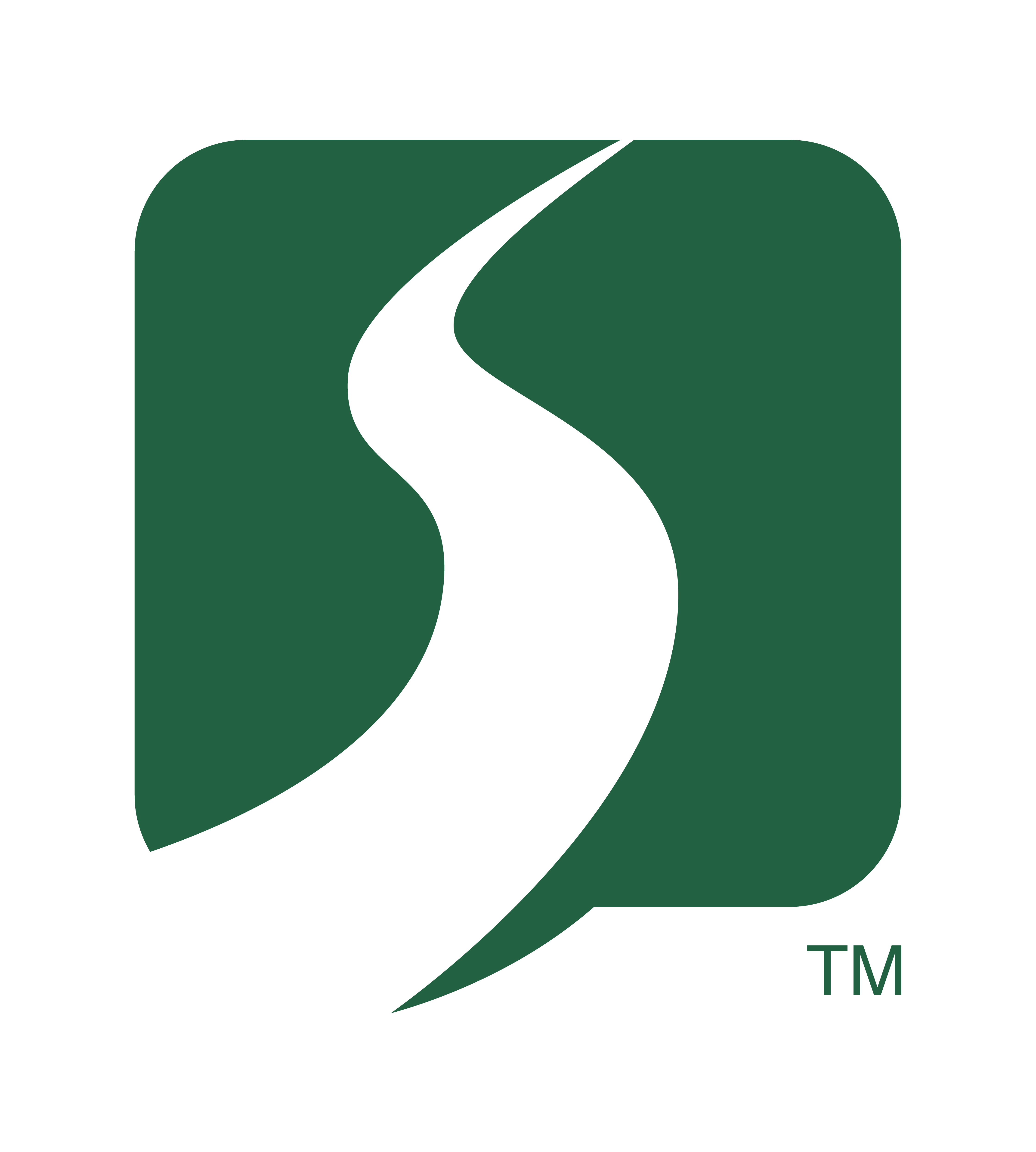 green slope icon